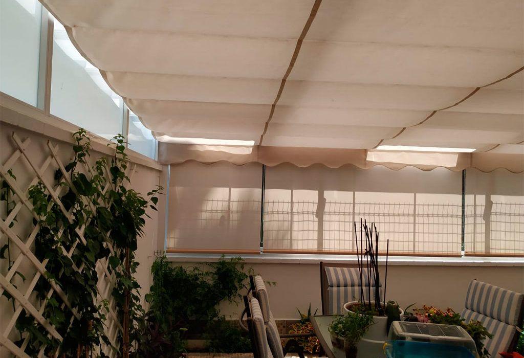 Cerramiento de Terraza en Fuengirola - Málaga